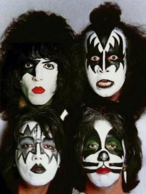 Kiss: Catarse em forma de post